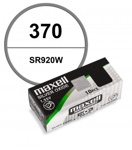 Maxell 370 VE=10
