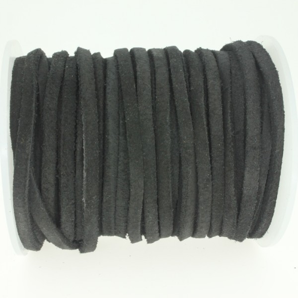 Lederband flaches Leder