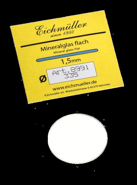 Mineralglas, Stärke 1.5mm (200-400)