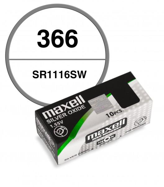 Maxell 366 VE=10