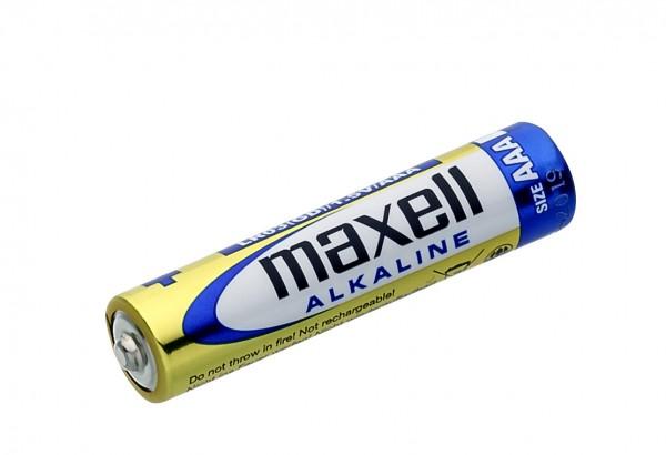 Maxell - Alkaline Micro / LR 03 VE=4
