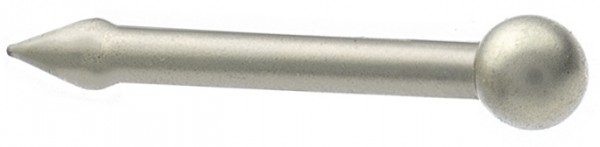 Studex Nasenstecker Titan - Kugel - vergoldet
