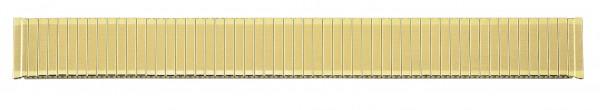 Edelstahlzugband PVD-vergoldet