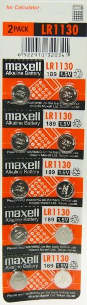 Maxell LR 1130 VE=10