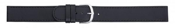 Lederband schwarz XXL