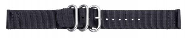 Zulu-Band schwarz