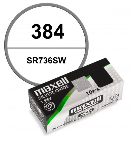Maxell 384 VE=10