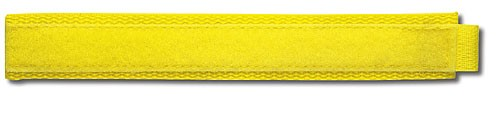 Nr: 407 Klettband  gelb
