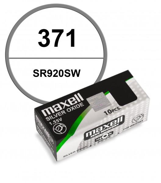 Maxell 371 VE=10