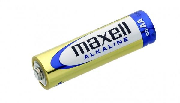 Maxell - Alkaline Mignon / LR 6 VE=4
