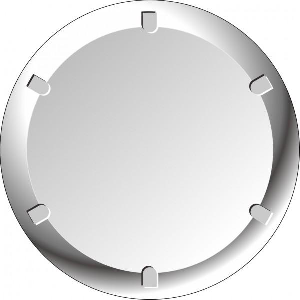 Gehäuseboden TB1074 / TB1076 (Ohne Logo)