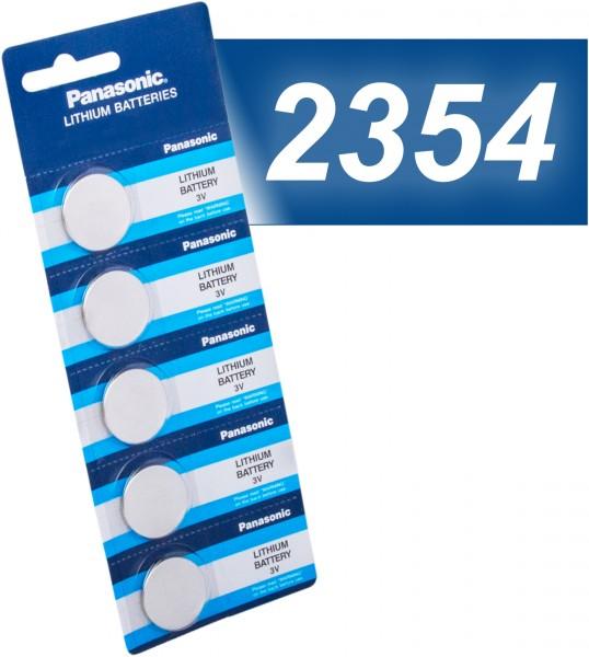 Panasonic 2354 VE=5