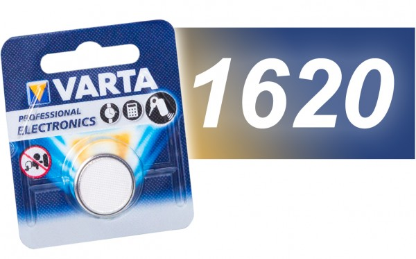 Varta CR 1620 Lithium VE=10