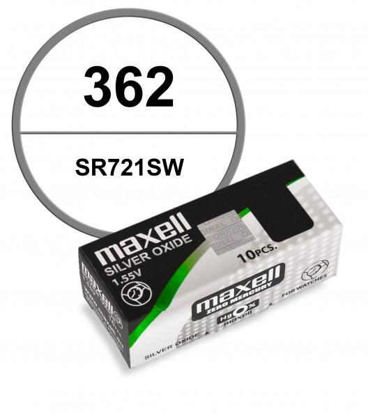 Maxell 362 VE=10