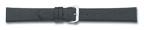 Lederband ohne Naht grau
