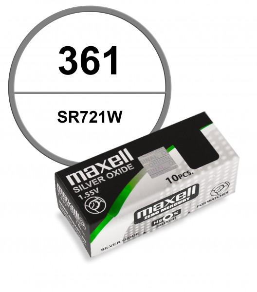 Maxell 361 VE=10