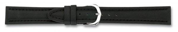 Lederband schwarz