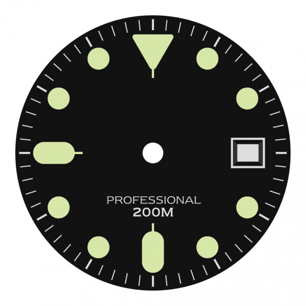 Zifferblatt EP880 (Ohne Logo - Private Label)