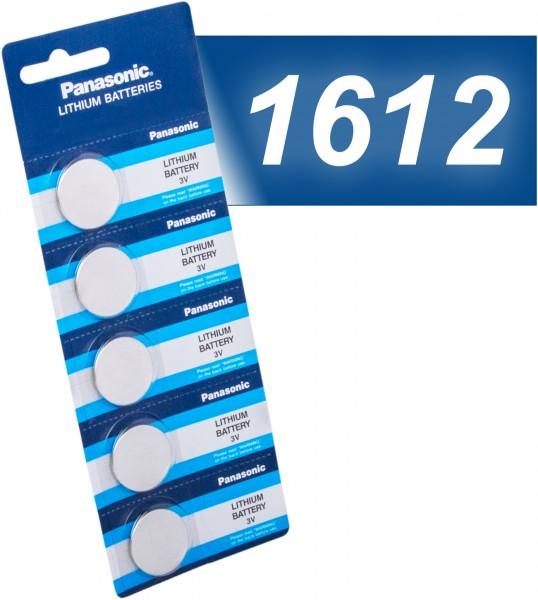 Panasonic 1612 VE=5