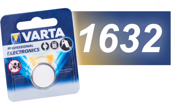 Varta CR 1632 Lithium VE=10