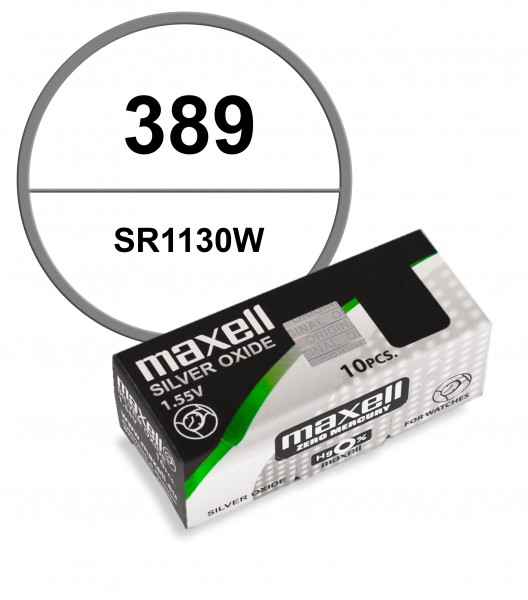 Maxell 389 VE=10