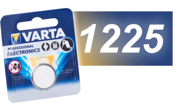 Varta CR 1225 Lithium VE=10