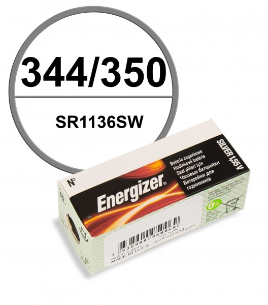 Energizer 344/350 MD  VE=10